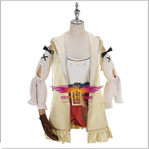 Game Atelier Ryza: The Queen of Eternal Darkness and the Secret Hideout Ryza Cosplay Costume Sexy Hoodies
