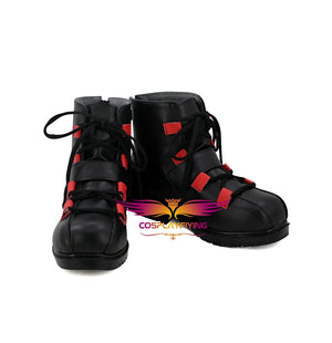 Game DRB Division Rap Battle Hypnosis Mic Ramuda Cosplay Shoes Boots Custom Made for Adult Men and Women Halloween Carnival