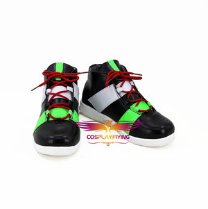 Game DRB Division Rap Battle Hypnosis Mic Ramuda Cosplay Shoes Boots Custom Made for Adult Men and Women Halloween Carnival Version B