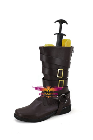 Game Devil May Cry 6 Dante Tony Redgrave Cosplay Shoes Boots Custom Made for Adult Men and Women Halloween Carnival