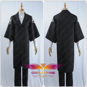 Game Division Rap Battle Hypnosis Mic Fling Posse Yumeno Gentaro New Cosplay Costume Adult Kimono