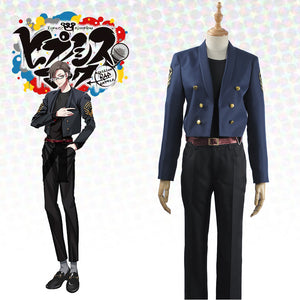 Game Division Rap Battle Hypnosis Mic Mad Trigger Crew Iruma Jyuto New Cosplay Costume