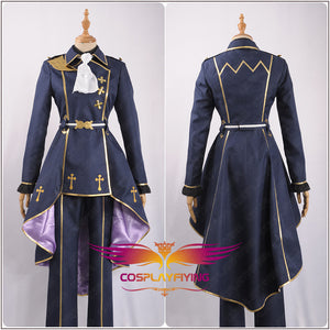 Game Ensemble Stars Knights Sakuma Ritsu Cosplay Costume