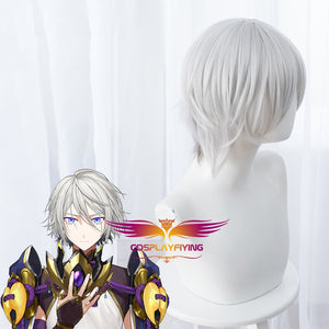 Game Fate/Grand Order FGO Saber Lang Lin Wang Cosplay Wig Cosplay for Adult Women Halloween Carnival