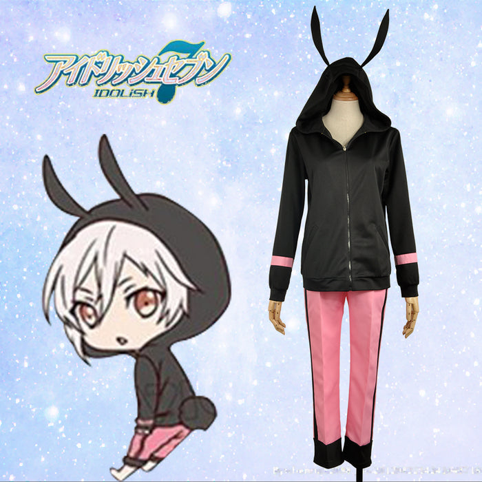 "Game Hand Tour IDOLiSH7 ""Trigger"" Team Kujo Tenn Cosplay Costume"