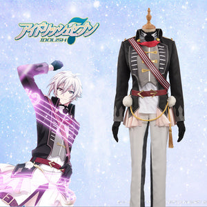"Game IDOLiSH7 Daybreak Interlude ""Trigger"" Kujo Tenn Cosplay Costume for Carnival Halloween"