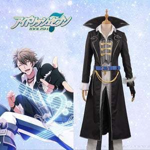 "Game IDOLiSH7 Daybreak Interlude ""Trigger"" Tsunashi Ryunosuke Cosplay Costume for Carnival Halloween"