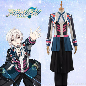 "Game IDOLiSH7 The Third Prayer ""Trigger"" Team Kujo Tenn Cosplay Costume Custom Made for Adult Men Outfit Carnival Halloween"
