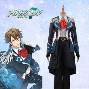 "Game IDOLiSH7 The Third Prayer ""Trigger"" Team Tsunashi Ryunosuke Cosplay Costume for Carnival Halloween"
