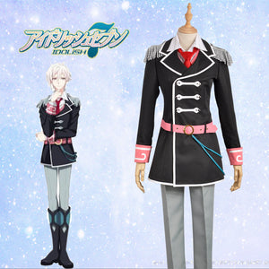 "Game IDOLiSH7 ""Trigger"" Team Kujyou Ten Male Cosplay Costume for Carnival Halloween"