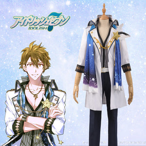 "Game IDOLiSH7 White Special Day ""Trigger"" Team Tsunashi Ryunosuke Cosplay Costume for Carnival Halloween"