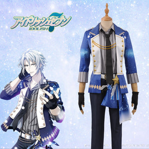 "Game IDOLiSH7 White Special Day ""Trigger"" Team Yaotome Gaku Cosplay Costume Custom Made for Adult Men Outfit Carnival Halloween"