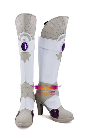 Game Idolish 7 Izumi Mitsuki Cosplay Shoes Boots Custom Made for Adult Men and Women Halloween Carnival