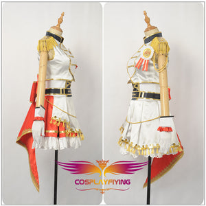 Game LoveLive!Sunshine!! 6th Anniversary Kotori Minami Cosplay Costume Girls Women Dress Custom Made Halloween Carnival