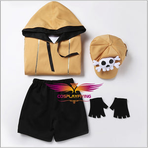 Game New Guilty Gear: Strive May Cosplay Costume Girl Hoodie Custom Made Adult Women Carnival Halloween