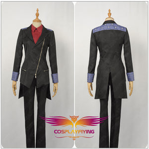 Game Readyyy RayGlanz Munakata Touya Cosplay Costume Men Women Adult Unifrom Halloween Custom Made