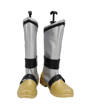 Game The King of Fighters Igniz Cosplay Shoes Boots Custom Made Adult Men Women Halloween Carnival