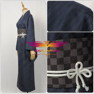 Game Touken Ranbu Yagentoushirou Kimono Cosplay Costume Custom Made for Adult Men Carnival Halloween