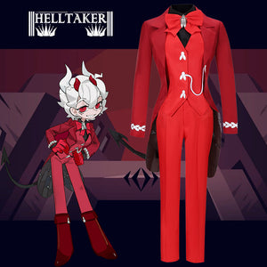 Helltaker Beelzebub the Great Fly Cosplay Costume Halloween Carnival Party