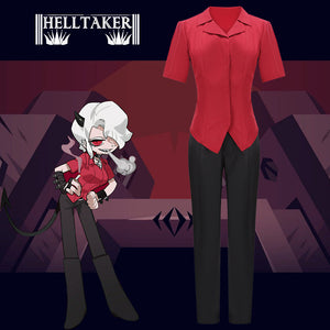 Helltaker the bitch demon Zdrada Cosplay Costume Halloween Carnival Party