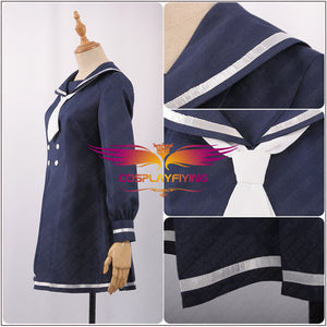 Horrible Anime ZOMBIE LAND SAGA Junko Konno Fancy Stage Girls Cosplay Costume for Carnival Halloween