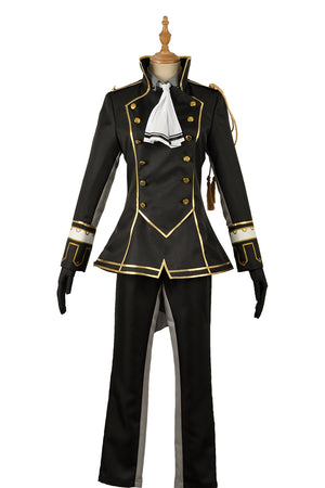 IDOLiSH7 Trigger DIAMOND FUSION Tsunashi Ryunosuke Cosplay Costume Outfit Full Set