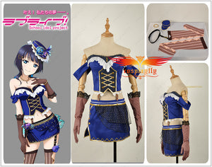 LoveLive! School Idol Festival PERFECT Dream Project Asaka Karin Cosplay Costume