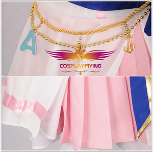 LoveLive!SunShine!!Aqours 6th Anniversary Sakurauchi Riko Stage Cosplay Costume Custom Made