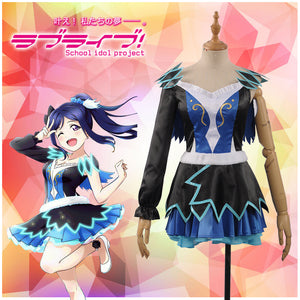 LoveLive!SunShine!!Aqours Matsuura kanan Activity Cards Stage Cosplay Costume Adult Outfit