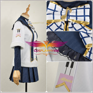 LoveLive!SunShine!! Aqours Ohara Mari Christmas Carols Unawakened Cosplay Costume