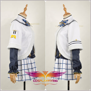 LoveLive!SunShine!! Aqours Takami Chika Christmas Carols Unawakened Cosplay Costume