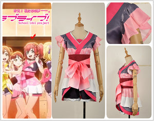 LoveLive!SunShine!! Kurosawa Ruby MY Dance TONIGHT/MIRACLE WAVE Cosplay Costume
