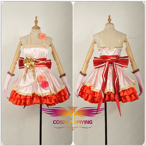 LoveLive!Sunshine! Aqours May Activity Cards Kunikida Hanamaru Cosplay Costume for Halloween Carnival
