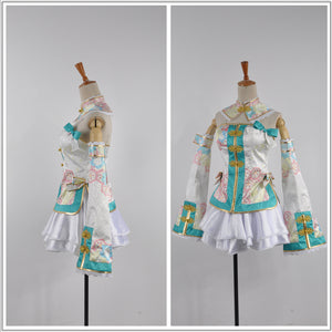 Love Live! 2 Dancing Stars on Me Minami Kotori Cosplay Costume Custom Made for Girls Adult Women Halloween Carnival Party Outfits