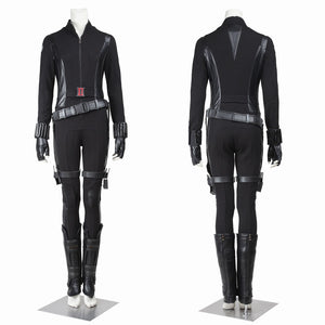 Marvel Avengers Captain America 2 The Winter Soldier Black Widow Natasha Romanoff Cosplay Costume