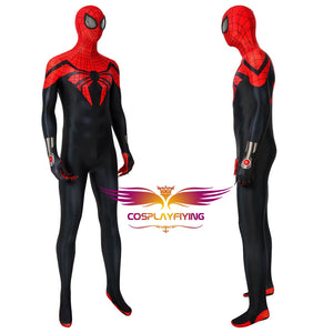 Marvel Avengers Superior Spider-Man Peter Parker Jumpsuit Cosplay Costume for Halloween Carnival