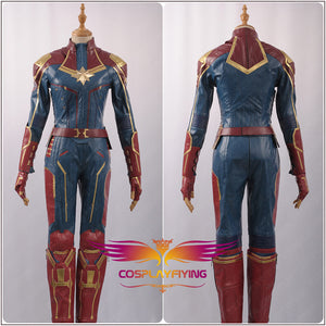 Cosplayflying Buy Marvel Captain Marvel Avengers Carol Danvers Ms Marvel Superhero Cosplay Costume Female Adult Captain marvel female superhero costumes marvel and marvel dresses. usd