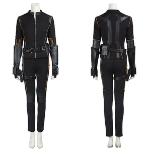 Marvel Comics Agents of S.H.I.E.L.D. Skye Quake Cosplay Costume for Halloween Carnival
