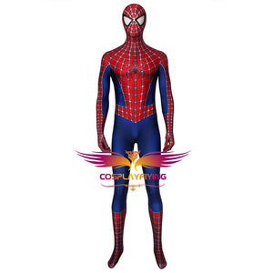 Marvel Spider-Man 1 Peter Parker Cosplay Classic Version Cosplay Costume for Halloween Carnival