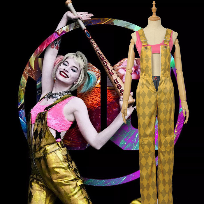 Birds of Prey: And the Fantabulous Emancipation of One Harley Quinn Cosplay Costume