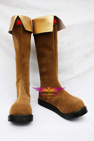 Nintendo Game The Legend of Zelda Link Cosplay Shoes Boots Custom Made for Adult Men and Women