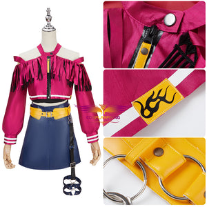 Paradox Live Paradox Live BAE Anne Fancy Suit Cosplay Costume for Halloween Carnival