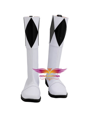 TV Series Kyoryusentai Zyuranger Mammoth Ranger Goushi Cosplay Shoes Boots Custom Made Adult Men Women Halloween Carnival