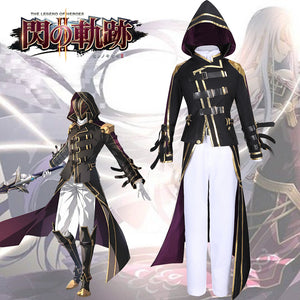 The Legend of Heroes: Hajimari No Kiseki C Cosplay Costume Halloween Carnival