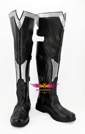 The Avengers Thor Odinson Cosplay Shoes Boots Custom Made for Adult Men and Women