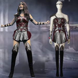 The Boys Season 1 Queen Maeve The Seven Cosplay Costume Fancy Dress Full Set for Halloween Carnival