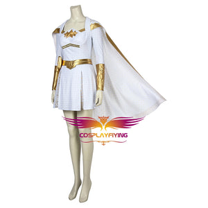 The Boys Season 1 Starlight Annie January Cosplay Costume for Halloween Carnival