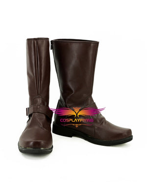 The Flash Season 2 Cosplay Shoes Boots Custom Made for Adult Men and Women