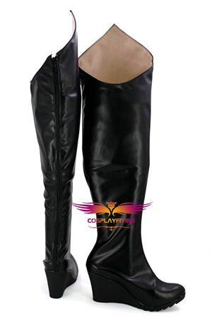 The Incredibles Helen Parr Cosplay Shoes Boots Custom Made for Adult Men and Women
