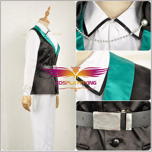 UtaPri Shining Live Reiji Kotobuki Force Live Stage Cosplay Costume Adult Men Outfit Clothing for Halloween